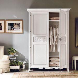 Шкаф прованс для одежды