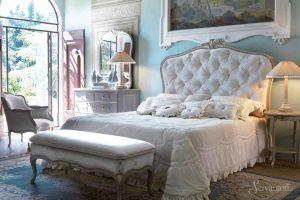 кровати двуспальные модерн