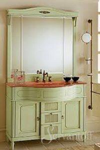 ремонт ванной комнаты в стиле прованс