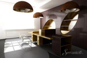 Мебель для офиса в стиле модерн