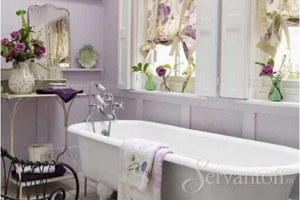 маленькая ванна прованс