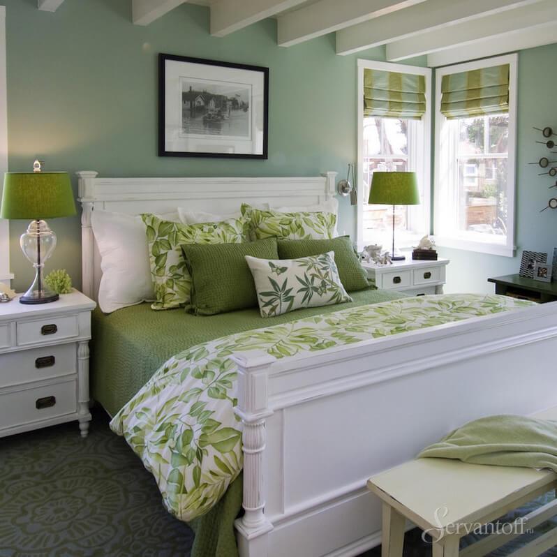 DÉCO Une chambre de couple simple et cosy CCVB