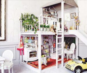 детская комната шебби шик