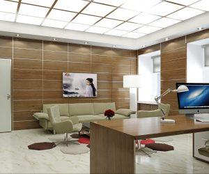 дизайн офиса в японском стиле