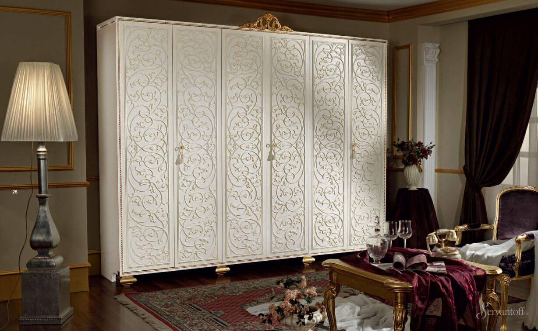шкаф в стиле арт деко