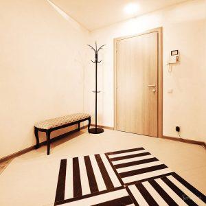 интерьер прихожей в стиле минимализм
