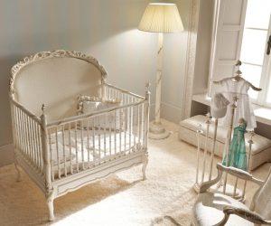 детская мебель в стиле барокко