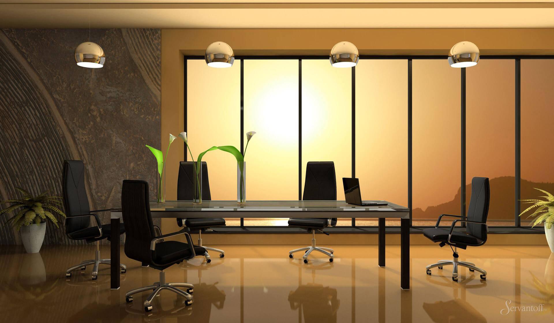кабинет в японском стиле