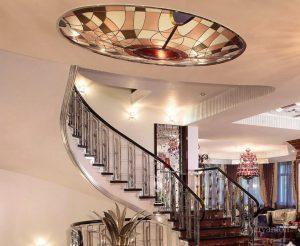 потолочное освещение модерн