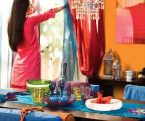 индийский колорит на кухне