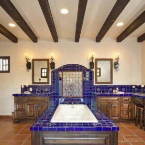 колониальная ванная