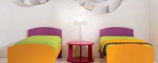 детская комната минимализм