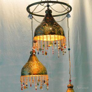 светильник в восточном стиле своими руками
