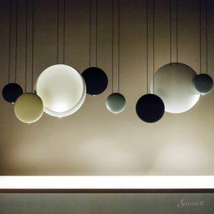 светильники в стиле хай тек