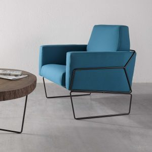 дизайн кресла в стиле минимализм