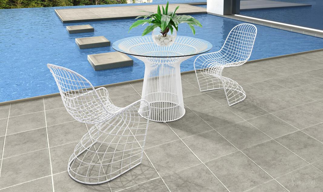 кресло в стиле минимализм