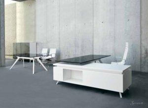 Мебель для кабинета хай тек