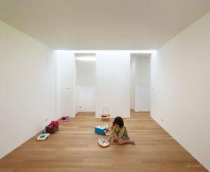 минимализм в дизайне детской комнаты