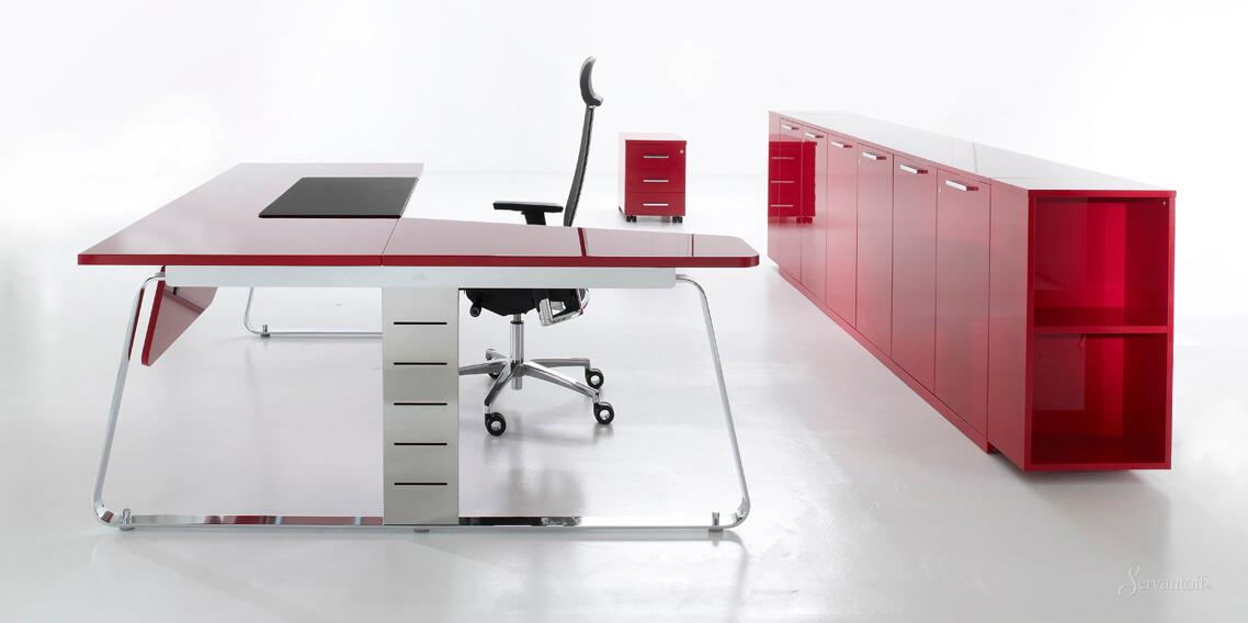 Офисная мебель хай тек