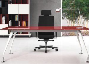 Офисная мебель в стиле хай тек