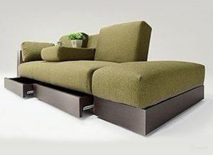 низкие диваны в японском стиле