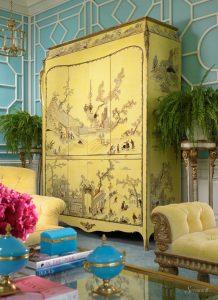 платяной шкаф в китайском стиле