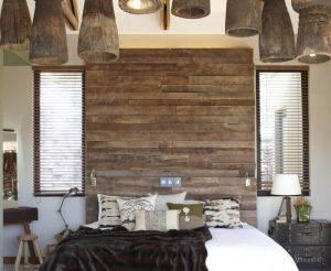 африканский стиль в дизайне спальни