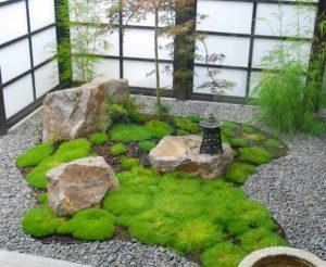 японский балкон
