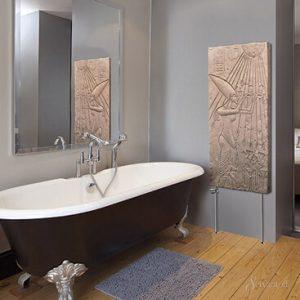 египетский стиль в ванной
