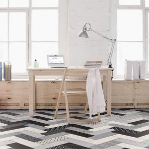 дизайн офиса в скандинавском стиле