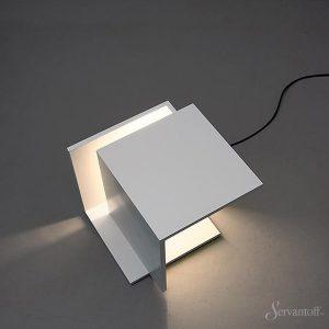 дизайн светильника в стиле минимализм