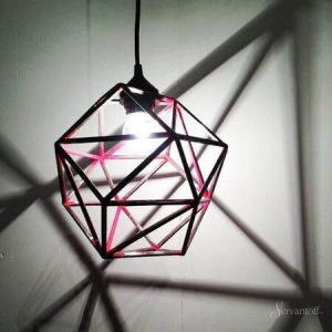 подвесные светильники в стиле хай тек