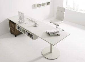 хай тек в дизайне офисной мебели
