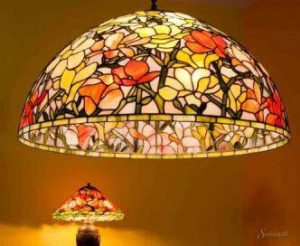 подвесной светильник в стиле модерн