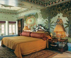 индийский стиль в спальне