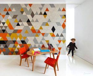 минимализм в интерьере детской