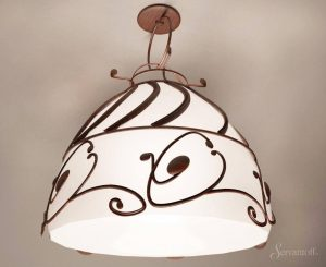 дизайн светильника модерн