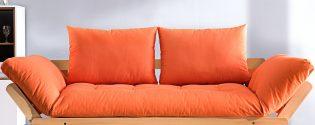 диван в японском стиле