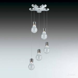 потолочные светильники в стиле хай тек