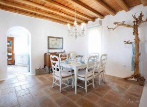 оформление столовой в средиземноморском стиле