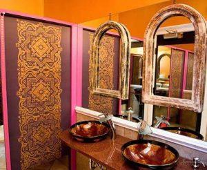 ванны в индийском стиле