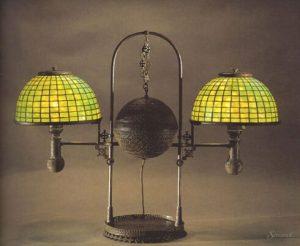 светильники стиле модерн в интерьере