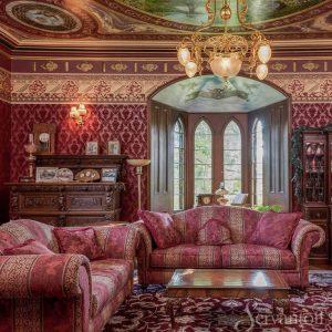 интерьер в стиле рококо