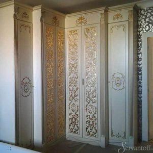 шкафы барокко