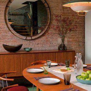 необычный дом столова