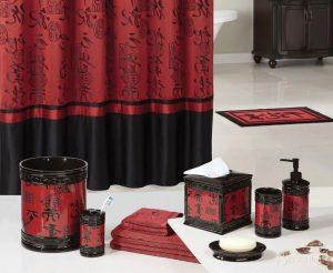 декор ванной в китайском стиле