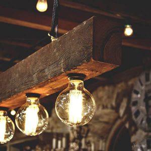 светильники в стиле лофт своими руками