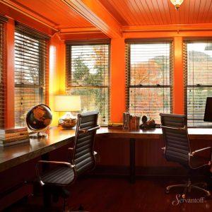 стильный дизайн офисов