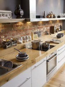 новые тенденции в дизайне кухни 2017